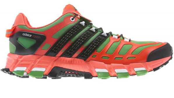 test chaussures running adidas