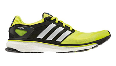 Test Adidas Energy Boost