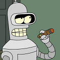 Portrait de bender