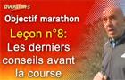 Vidéo sur l'entrainement en course à pied